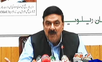 Railways Minister Sheikh Rashid declared PM Special Assistant Naeemul Huq as