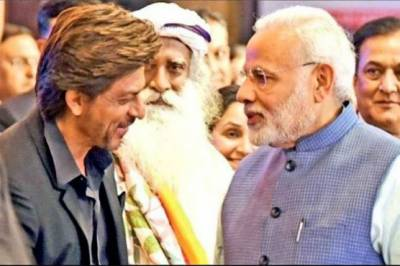 Shah Rukh Khan forced by extremists Hindus to leave India as PM Narendra Modi reelected