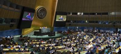 UN General Assembly elects 5 new Security Council members