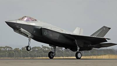 US starts withdrawing Turkey from F-35 programme over Russia deal