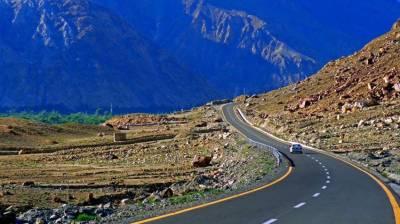 Vehicular Traffic between Hunza to Chinese city of Kashgar restored