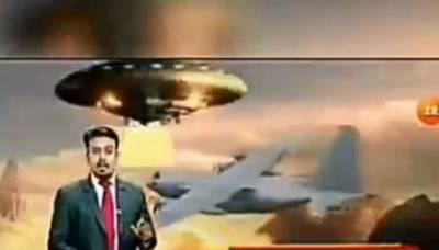 Missing Indian Air Force Military plane taken away by Aliens: Indian media