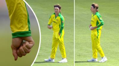 Australian bowler found involved in suspected ball tempering in World Cup match