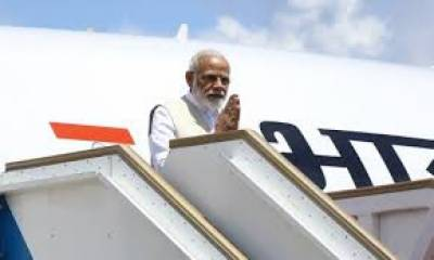 Chinese state media bashes Indian PM Modi over tense relations with Pakistan