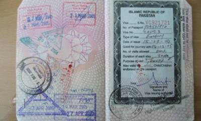 Pakistan changes visa policy for American Nationals