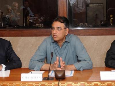 27bn dollars projects completed under CPEC: Asad Umer