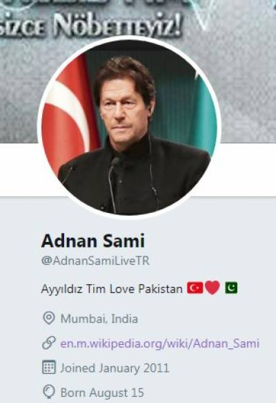 Amitabh Bachan, Adnan Sami twitter accounts hacked, replaced with PM Imran Khan pictures