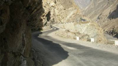 Astore-Skardu road restored for all type of traffic