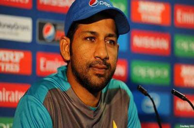 Pakistan skipper Sarfraz Ahmed breaks silence ahead of clash against Australia