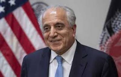 Peace talks entering new stage: Khalilzad