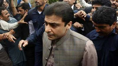 Accountability Court grants 14-day physical remand of Hamza Shahbaz
