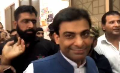 Hamza Shahbaz Sharif remanded in police custody