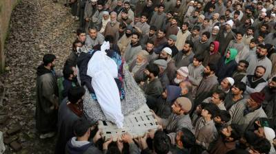 Indian troops martyr one more youth in Occupied Kashmir
