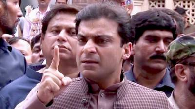 NAB arrests Hamza Shahbaz