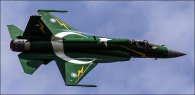 Pakistan's JF 17 fighter jet all set to stun audience at World Largest airshow