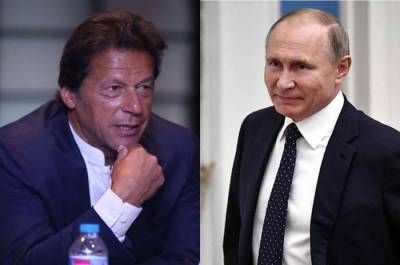 Pakistan Russia in talks over procurement of latest weapons system