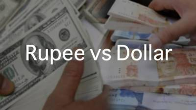Pakistani Rupee hits the lowest level of history against US dollar