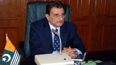 Consultation continues with stakeholders for preparing budget: AJK PM