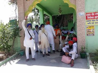 Enmity against Pakistan, Indian government takes revenge from Indian Sikhs