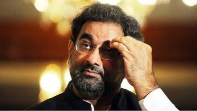 Former PM Shahid Khaqan Abbasi lands in hot waters