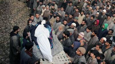 Indian troops martyr two more Kashmiri youth in Pulwama