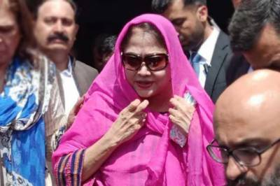 NAB arrests Faryal Talpur in Fake Bank Accounts case