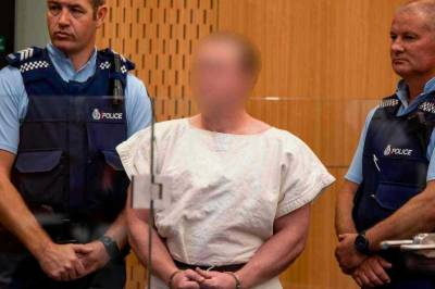 New Zealand: Mosque attacker Tarrant to face charge of terrorism