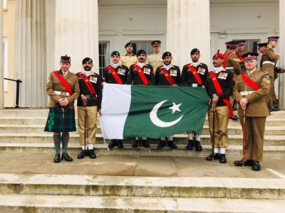Pakistan Army wins international military drill in UK