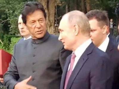 Pakistan expressed keen desire to purchase high tech weapon system from Russia