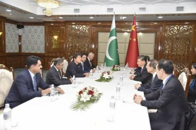 Pakistan PM held important meeting with Chinese President Xi Jinping