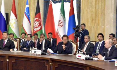 Pakistan PM Imran Khan proposed to ditch US dollar at the SCO summit