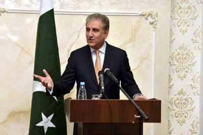 Pakistan will not go behind India for talks: FM