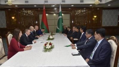 PM Imran Khan held meeting with President of Belarus