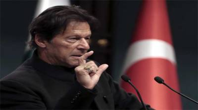 PM Imran once again offers India to resolve all differences through dialogue