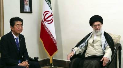 Tehran has no intention to use nuclear weapons: Khamenei assures Abe
