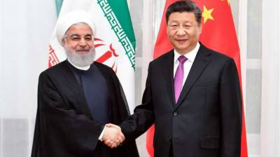 China's big offer to Iran