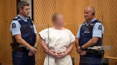 Suspected New Zealand mosque gunman pleads not guilty