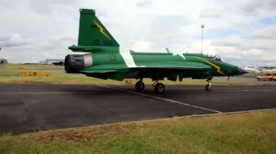 53rd Paris Air Show: PAF's JF-17 Thunder starts practice drills