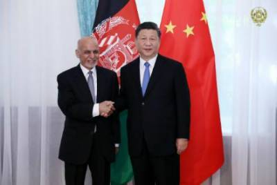 China offers Afghanistan to join Pakistan China CPEC project