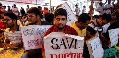 Doctors strike in India