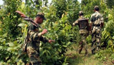 Five Indian soldiers killed in an attack