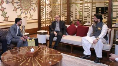 High level Iranian official arrives in Pakistan
