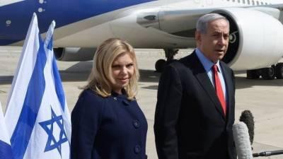Israeli PM Netanyahu wife convicted