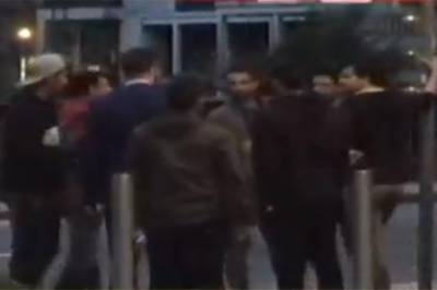 Another video of Pakistani players roaming and shopping in Manchester hours ahead of crucial match against India