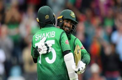 Bangladesh cricket team stuns world with historic win against West Indies in ICC World Cup