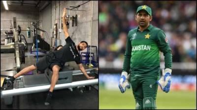 British Pakistani boxer Amir Khan makes an offer to Pakistan cricket team