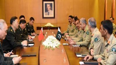 CPEC security: Pakistan Army Chief delivers important message to Chinese counterpart