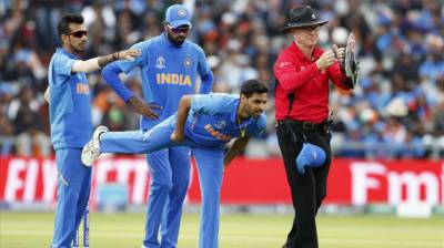 Indian cricket team faces a big blow in the World Cup