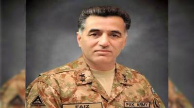 Lt Gen Faiz Hameed appointed as DG ISI