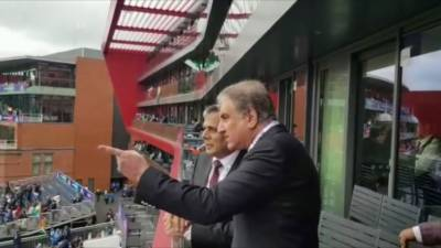 Pakistan, Indian teams should play bilateral series for betterment of cricket: FM Qureshi